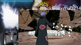 Naruto Shippuden Konan & Naruto Full Conversation HD