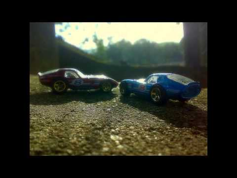 Hot Wheels Shelby Cobra Daytona Coupe - A Dating Day