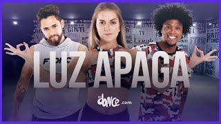 Luz Apaga - Ozuna feat. Lunay, Rauw Alejandro & Lyanno | FitDance Life (Coreografía) Dance Video