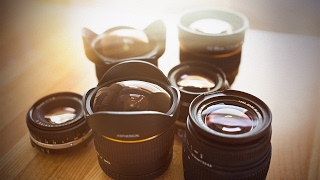 My Favourite Lenses For Portrait Photography
