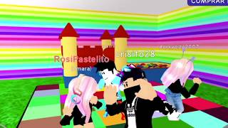 Gaticornios (ROBLOX Music Video) -Imitadores De ROBLOX