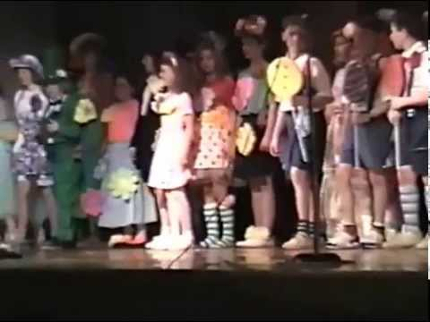 Marlington Middle School - Wizard of OZ 1991