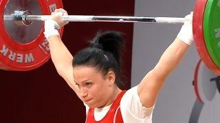 2013 World Weightlifting Championships, Women 53 kg \ Тяжелая Атлетика. Чемпионат Мира