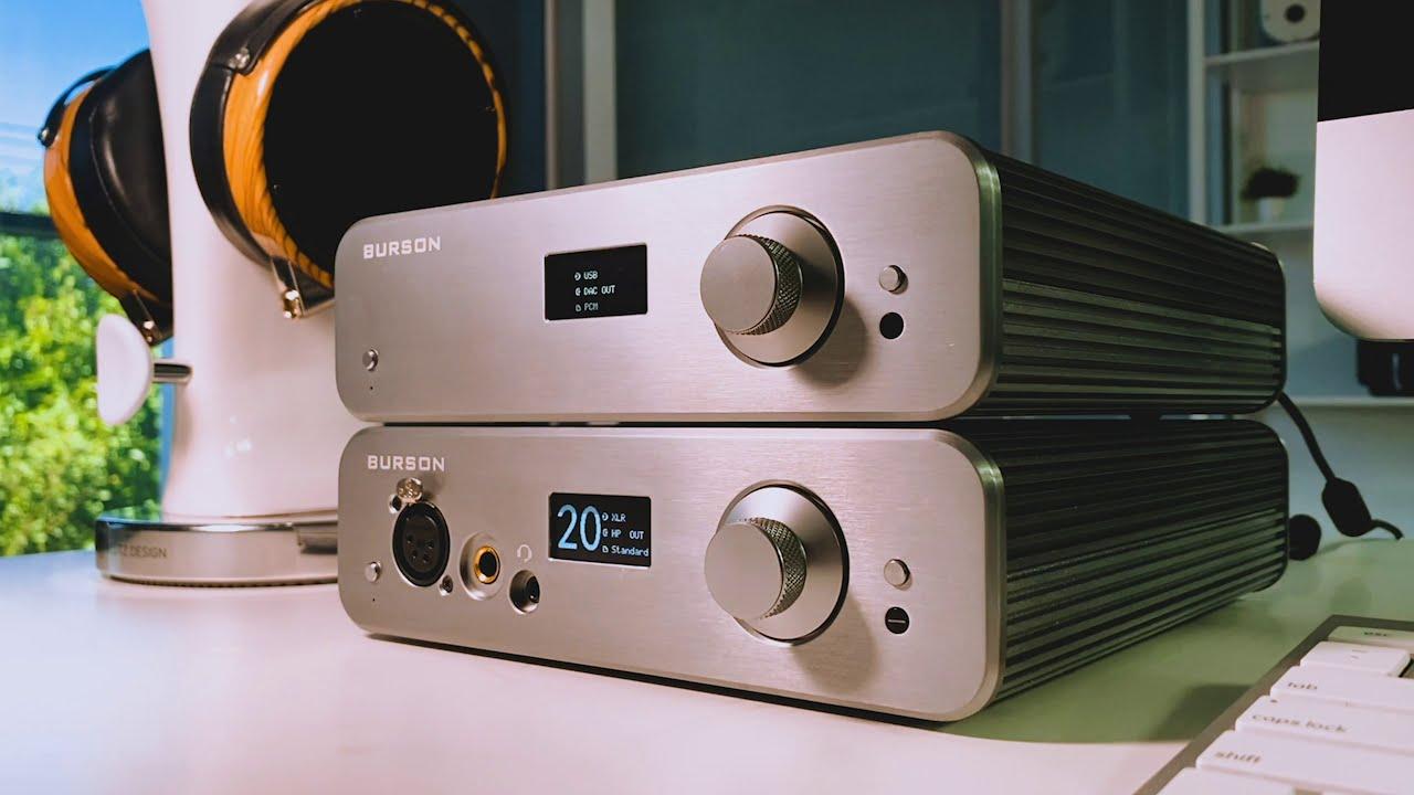 Burson Audio Composer & Soloist 3XP Combo