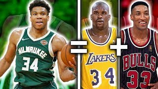 Comparing Current NBA Players to All Time Greats (Part 2)