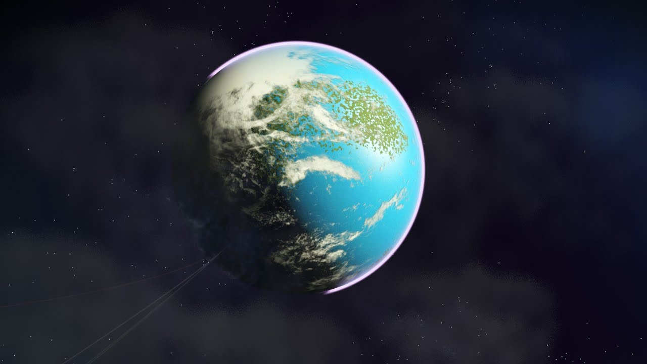 new planet like earth - 1280×720