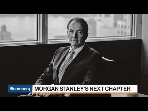 What James Gorman Had to Say About the Future of Morgan Stanley