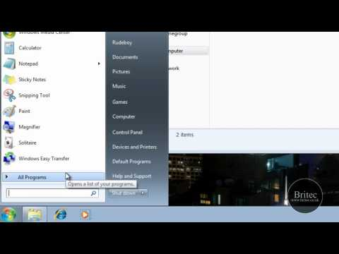 How to Restore Previous Versions of the Registry in Windows 7 by Britec