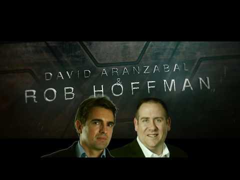Rob Hoffman y David Aranzabal Live Trading