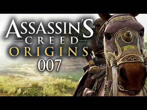 Legendäres Pferd 🎮 ASSASSIN'S CREED: ORIGINS #007