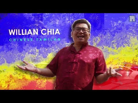 Tamil-singing Chinese Man Shows Off Multilingual Ability