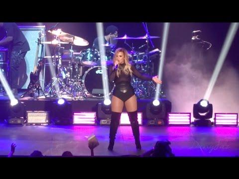 Demi Lovato en Monterrey, Mx - 19/Oct/2016 - Concierto Completo