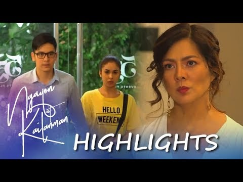 Ngayon At Kailanman: Stella is in shock to see Eva | EP 46