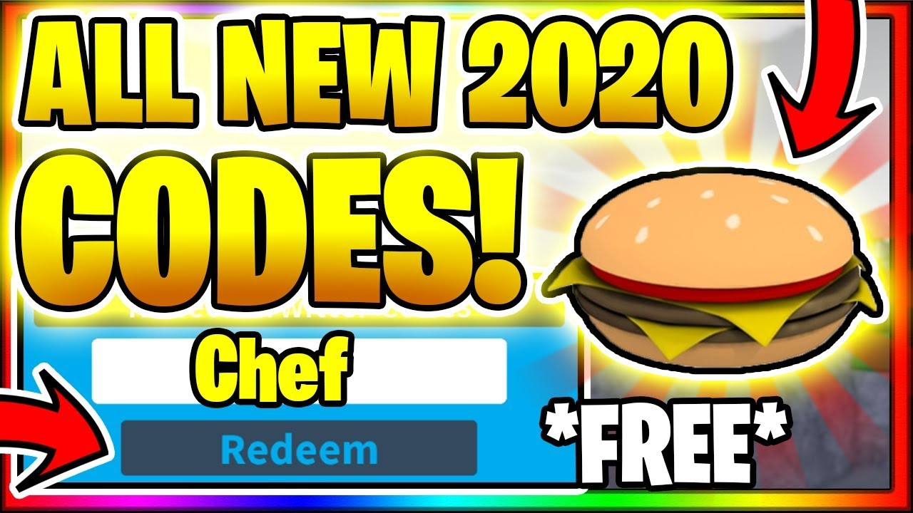 2020 All New Secret Op Working Codes Roblox Restaurant Tycoon