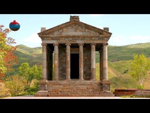 Языческий храм Гарни-символ Армении
