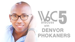 Individuality -  Adapting - Feedback & YourOwn Voice | Denvor Phokaners | Discuss 5 | Werner Botha