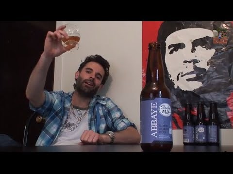 The Beer Show - Review: Simple Malt Blonde d'Abbaye d'Oka from Brasseurs Illimités
