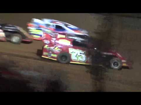 Limited Modified Feature 03/19/2016; Sabine Motor Speedway