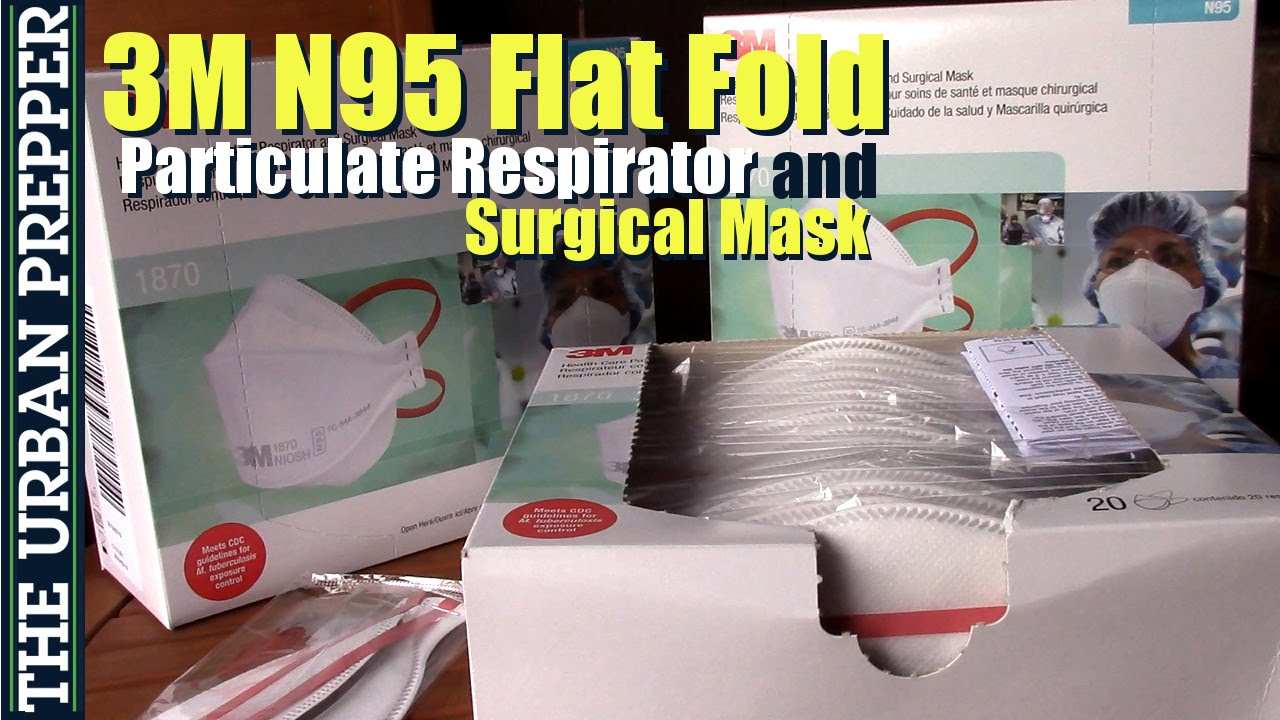 3m 1870 surgical mask n95-each by 3m