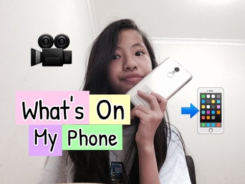 what's on my phone 📲 || [INDONESIA]
