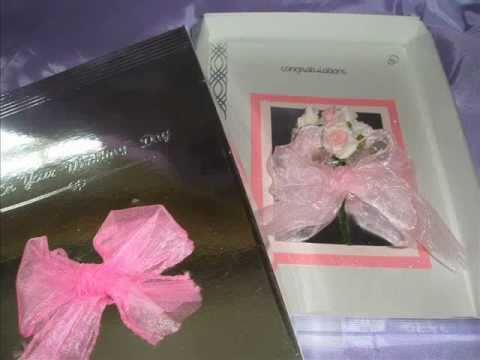 Beautiful boxed handmade cards for birthday wedding anniversary any