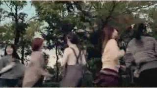 ハニーズオンラインショップ CM (かごめかごめ) - Honeys Co. Commercial (2009)
