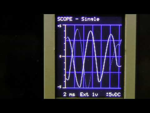 Doepfer A121 Multimode Filter- Band Pass and Notch filters Demonstration
