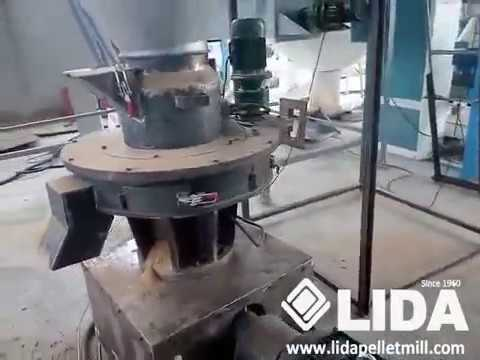 pellet machine LD450 from Yantai Lida