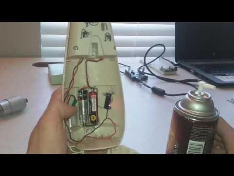Glade Automatic Spray W/ WiFi - Esp8266