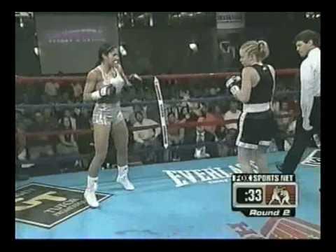 Mia St. John vs. Kristy Follmar 20020518 Part 1 of 2