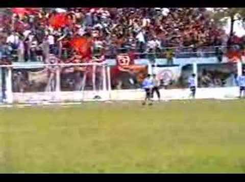 Jorge Newbery - Gol de Palacio a los putos