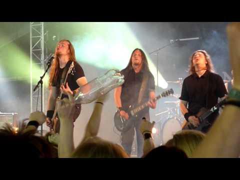 Insomnium - The Killjoy (live at Tuska 2010)