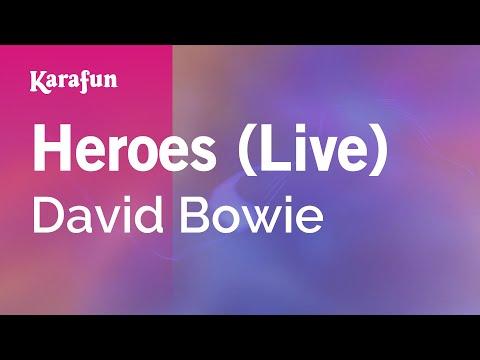 Karaoke Heroes (Live) - David Bowie *