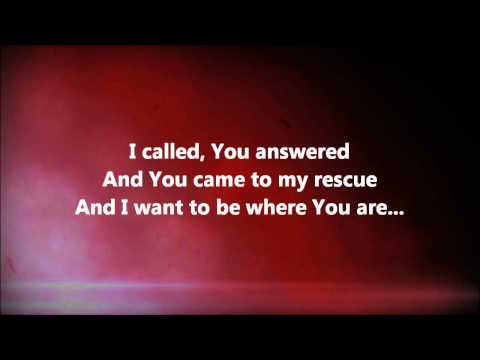 (+) Came To My Rescue - Hillsong United w Lyrics
