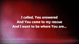 Came To My Rescue - Hillsong United w/ Lyrics
