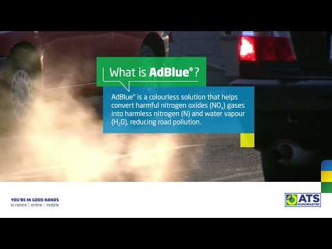 What is AdBlue? | ATS Euromaster