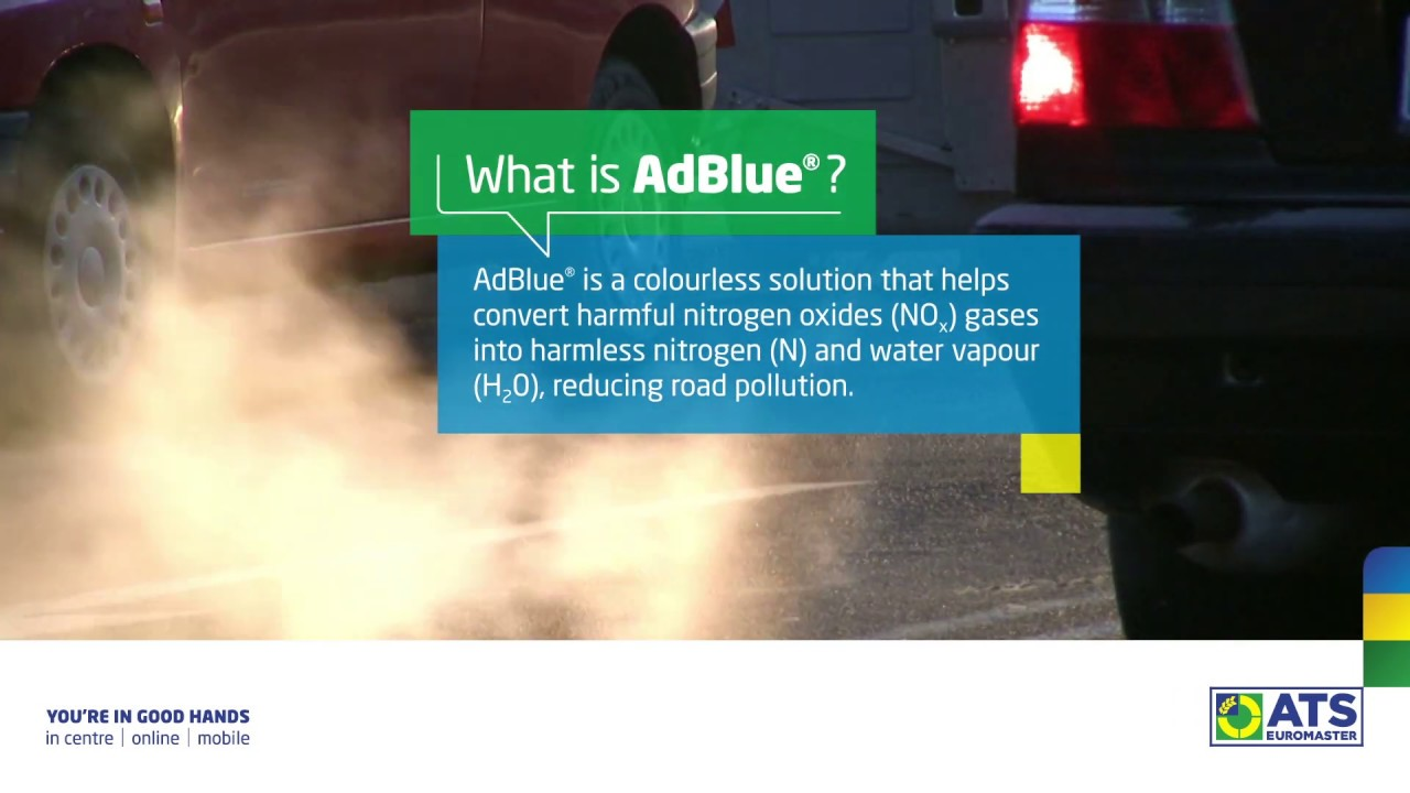 What is AdBlue?   ATS Euromaster