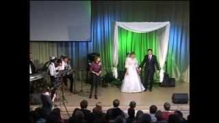 Еврейская свадьба, часть 3