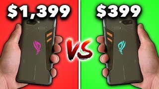 What If the NEW 2019 ASUS ROG Phone Was 1/4 the Price?