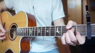 Video R.City - Locked Away - Guitar Cover | Mattias Krantz download MP3, 3GP, MP4, WEBM, AVI, FLV Agustus 2017