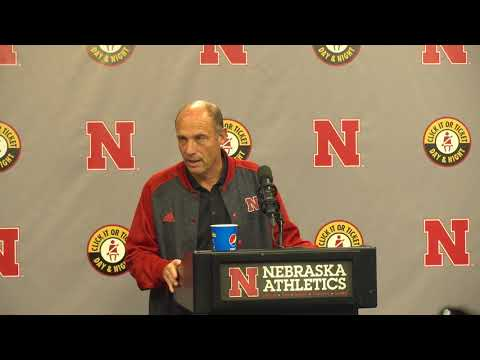 """Mike Riley on why Wisconsin is the """"best team we've seen"""""""