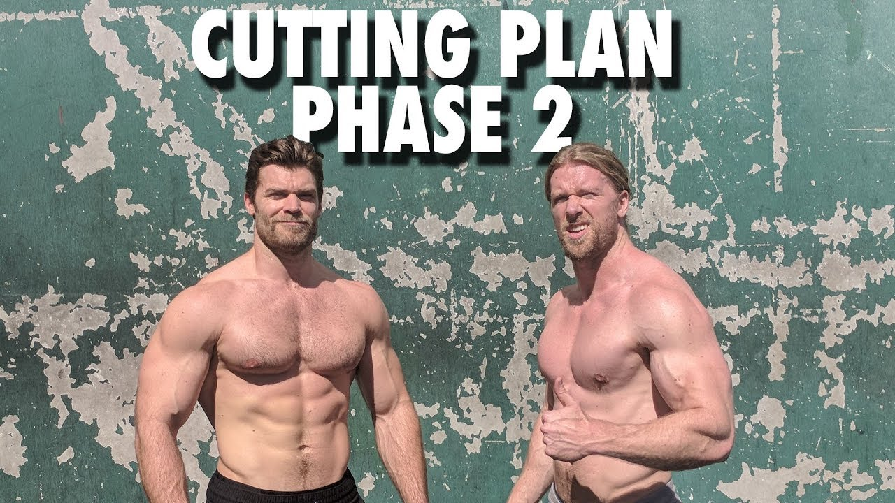 buff dudes cutting plan phase 2 full workout with all exercises