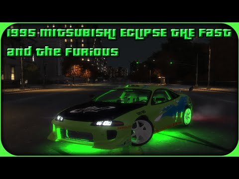 Full Download] Mitsubishi Eclipse Fast And Furious Car Gta4