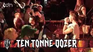Ten Tonne Dozer   The Buffet 2015: The Shetland Rock Festival