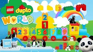 Explore Number, Colors & Play with Animals in the Wonderful World of Duplo