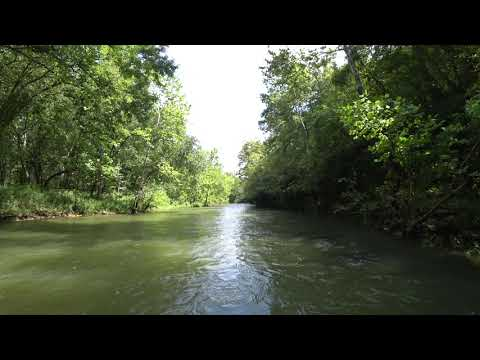 Big Piney River, Missouri, A Video Tour In 4k Episode 1