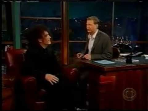 The Cure   Interview with Craig Kilborn 2003
