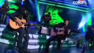 saif ali khan and pritam at GIMA awards- yeh dooriyan.mp4