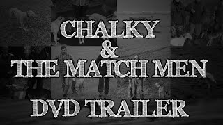 CHALKY AND MATCH MEN HARE COURSING DVD TRAILER