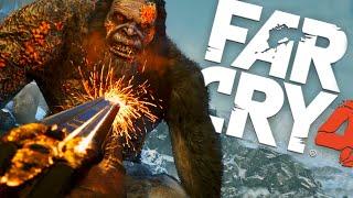 Far Cry 4 - Abominável Homem das Neves (Yeti)